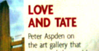 Love and Tate headline