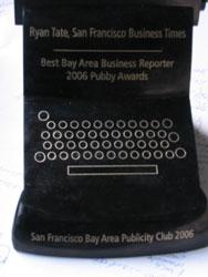 2006 Pubby Award